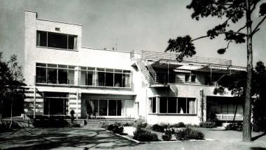 旧石橋正二郎邸(現アメリカ公使館)