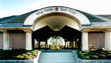 King Fields Golf Club Clubhouse