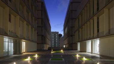 モノレール旭橋駅周辺地区第一種市街地再開発事業 B1街区、C街区(カフーナ旭橋)