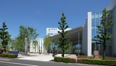 日本体育大学世田谷キャンパス CM業務