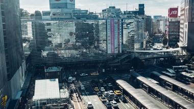 横浜駅西口再開発