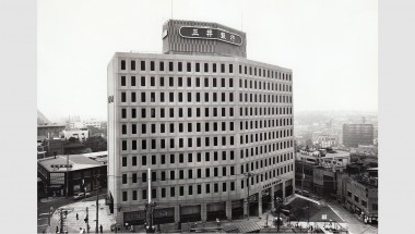旧 三井銀行東京事務センター