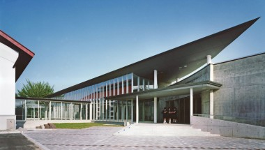 秋田市立新屋図書館