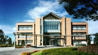 明和町役場新庁舎